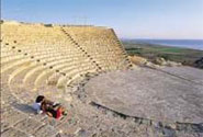 Amplitheatre at Curium